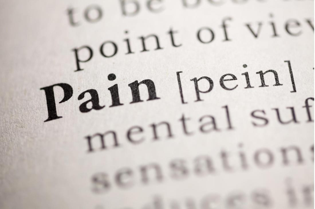 educación en dolor
